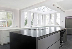 Interior design by Jimmie Martin and McCoy - Surrey Kitchen